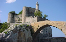 Castillo de Castro Urdiales